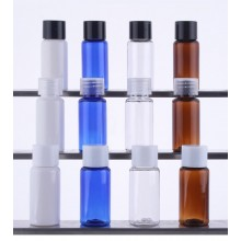 15ml PET Bottles w/ Plastic Screw Cap