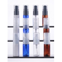 15ml PET Bottles w/ Treatment Pump