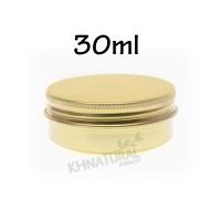 30ml Gold Tins