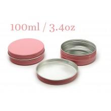 100ml Pink Tins